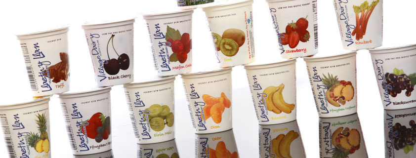 Our Yoghurt Range